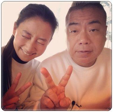 河北麻友子、出川哲朗、ブログ
