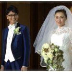 三原じゅん子が結婚式と披露宴(画像あり)ドレスは桂由美、離婚歴・元ダンナたちは誰?