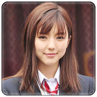 真野恵里菜、安室奈美恵、似てる