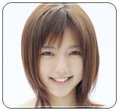 真野恵里菜、後藤真希、似てる、笑顔