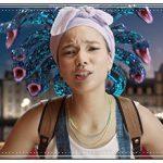 ロドリー明美はアイフルCMで設楽を石にする、髪が蛇のメデューサ役!かわいい画像あり