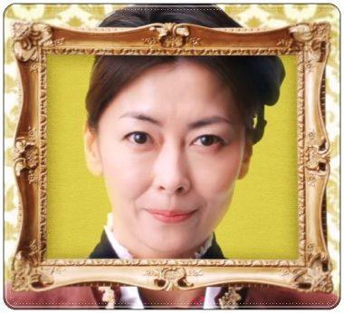 中山美穂、月9、貴族探偵