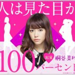 ひとパー1話のネタバレと感想、女子モドキのリケジョ・桐谷美玲が面白いし可愛い!