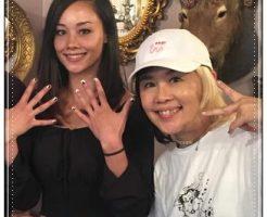 野沢尚子、娘、格闘家