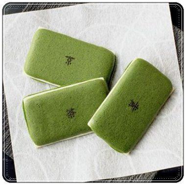 京都、茶の菓、お土産