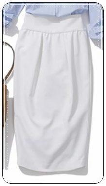 山口紗弥加、スカート