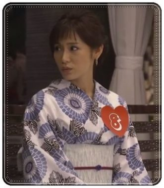 山口紗弥加、衣装、浴衣