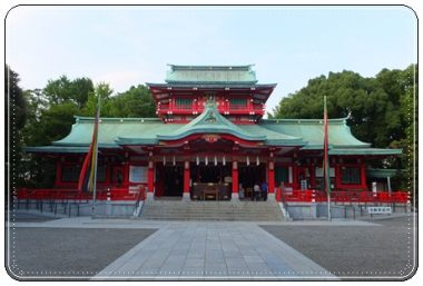 富岡八幡宮、初詣