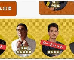 藤岡弘、唐沢寿明