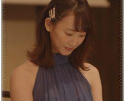 松井玲奈の衣装ドレス