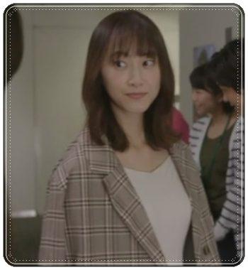 松井玲奈衣装のジャケット