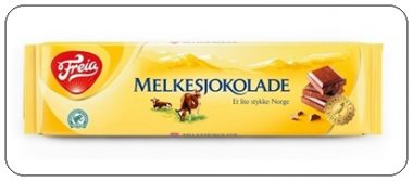 フレイアのチョコレート
